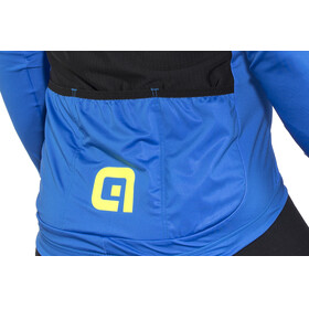 Alé Cycling Clima Protection 2.0 Warm Air - Maillot manches longues Homme - bleu